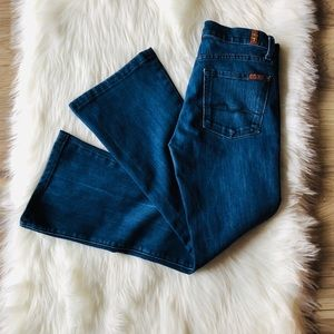 7 For All Mankind Jeans - Charlize Size 27 7FAM